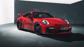Porsche 911 GT3 thế hệ tiếp theo sẽ được trang bị máy tăng áp kép