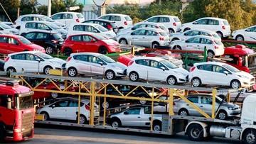 Ô tô con Trung Quốc vào Việt Nam ngày càng nhiều