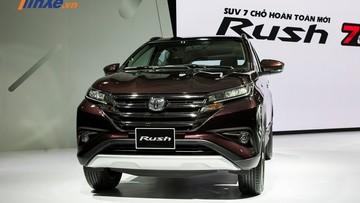 """""""Tiểu Fortuner"""" Toyota Rush chào sân thị trường Việt với giá 668 triệu đồng"""