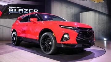 Chevrolet Blazer 2019 - Crossover 5 chỗ được trang bị tốt trong tầm giá dưới 30.000 USD