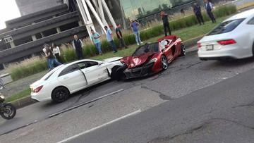 """McLaren 650S Spider hỏng nặng sau tai nạn, chủ xe """"méo mặt"""" vì không mua bảo hiểm"""