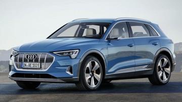 Vừa ra mắt, Audi e-tron đã có hơn 10.000 đơn đặt hàng trước