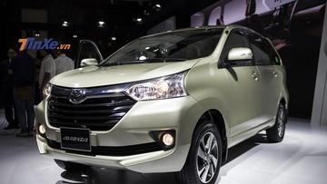 Cập nhật giá xe Toyota Avanza 2019 tháng 1/2019 mới nhất hôm nay