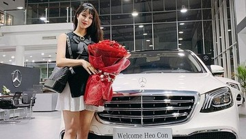 Mới bán Porsche Panamera, Diệp Lâm Anh tậu ngay Mercedes-Maybach S450 hơn 7 tỷ đồng