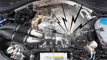 Một số dấu hiệu bất thường người dùng ô tô cần chú ý