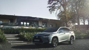 """""""Vượt ải"""" Nghị định 116, Lexus RX 2018 cập bến Việt Nam, có cả bản 7 chỗ mới"""