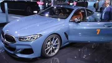 Sau bao tháng ngày chờ đợi, BMW 8-Series chính thức ra mắt công chúng ở Paris 2018