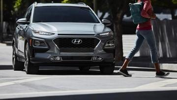 Hyundai Kona 2019 trình làng với nhiều trang bị an toàn hơn, giá tăng nhẹ