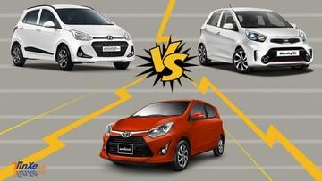 """Toyota Wigo có đủ sức trở thành """"xe quốc dân"""" mới của Việt Nam?"""
