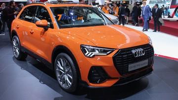 """""""Mục sở thị"""" vẻ đẹp của SUV hạng sang Audi Q3 2019 ngoài đời thực"""