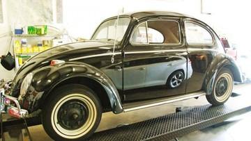 Chiếc Volkswagen Beetle cực hiếm với chỉ 35 km trên đồng hồ này có giá bán... hơn 23 tỷ Đồng