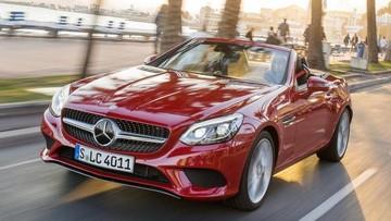 Mercedes-Benz SLC có thể không được thay thế, và lý do là tại Trung Quốc
