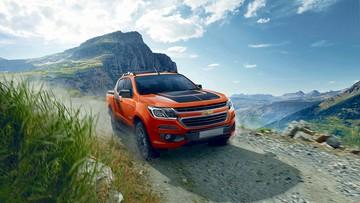 Xe bán tải Chevrolet Colorado Storm mới ra mắt Việt Nam với số lượng đúng 100 chiếc