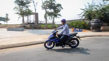 """Đánh giá xe Yamaha Exciter 150 2019: Nâng cấp nhẹ ngoại hình, phuộc trước giảm tiếng kêu """"lộc cộc"""""""