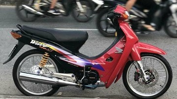 Honda Wave biển tứ quý 7 độ đồ chơi 80 triệu khiến nhiều dân chơi kinh ngạc