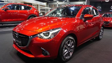 Mazda2 2018 rục rịch về Việt Nam dưới dạng xe nhập khẩu từ Thái Lan