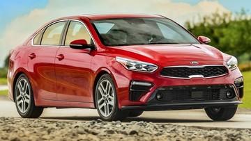 Đánh giá Kia Forte 2019 bản Mỹ: Ngoại thất đẹp, tính năng nhiều, giá cả phải chăng