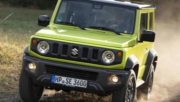 """Chưa hết cháy hàng ở Nhật Bản, Suzuki Jimny 2019 đã thành """"cơn sốt"""" ở châu Âu"""