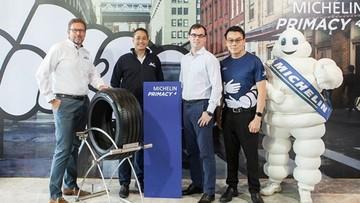 Michelin đưa dòng lốp mới đến với khách hàng Việt Nam