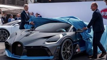 """Bugatti phát triển phiên bản nhanh như """"tên lửa đất đối đất"""" của siêu xe Chiron"""