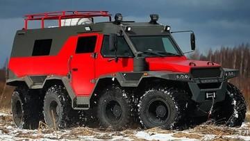14 mẫu xe off-road điên rồ mà bạn có thể bỏ tiền mua được (P2)