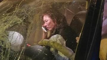 Xác định danh tính nữ tài xế lái xe BMW say xỉn đâm hàng loạt xe máy ở Sài Gòn