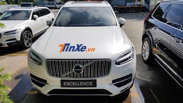 """Volvo mang """"vũ khí tối thượng"""" XC90 Excellence đến triển lãm Ô tô Việt Nam 2018"""