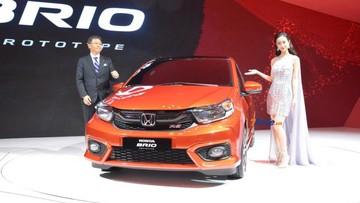 """Chiêm ngưỡng thiết kế """"bằng xương bằng thịt"""" của hatchback đô thị Honda Brio 2018 tại Việt Nam"""