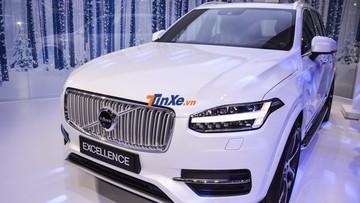 Cảm nhận nhanh XC90 Excellence: Khi Volvo mạo hiểm tạo ra chiếc SUV đắt nhất của hãng