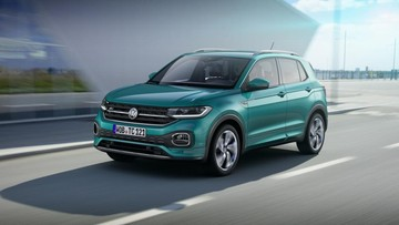 """Đánh giá nhanh Volkswagen T-Cross 2019: SUV toàn cầu """"nhỏ nhưng có võ"""""""