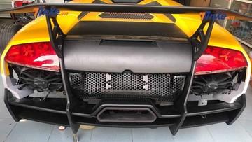 """Lamborghini Murcielago LP640 mui trần độc nhất Việt Nam tại Gia Lai chuẩn bị """"lột xác"""" qua bản độ hiếm có"""