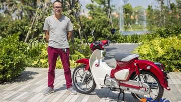 """Honda Cub C125 """"huyền thoại"""" trở lại với giá 84,99 triệu VNĐ"""