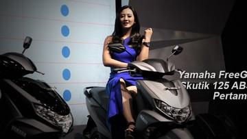 Đối thủ mới của Honda Vision - Yamaha FreeGo 125 - ra mắt với giá 30 triệu đồng