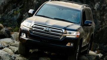 Toyota Land Cruiser 2019 trình làng với... 28 cửa gió điều hòa rải khắp nội thất