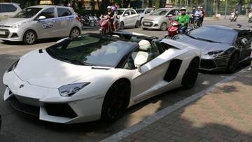"""Lamborghini Aventador mui trần từng của Cường """"Đô-la"""" độ pô """"khủng"""" FI"""