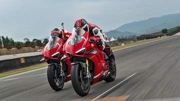 Ducati bất ngờ ra mắt siêu mô tô Panigale V4R 2019 với cánh gió và hàng loạt trang bị cao cấp