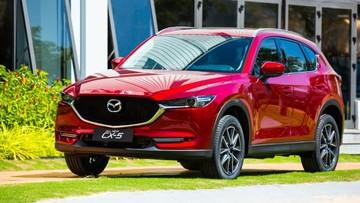 Giá xe Mazda CX-5 phiên bản màu cao cấp chênh lệch 4 đến 8 triệu so với giá niêm yết
