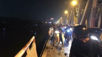 Thay đổi luồng xe qua cầu Chương Dương sau vụ ôtô rơi xuống sông?