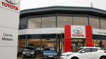 """Toyota có thể """"khai tử"""" các xe ít phổ biến mặc cho lợi nhuận toàn cầu tăng lên"""