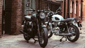 Triumph ra mắt cặp đôi xe Bonneville phiên bản giới hạn với thiết kế tuyệt đẹp
