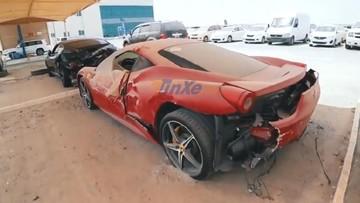 """Bãi """"tha ma"""" siêu xe tại Dubai khiến không ít người phải giật mình"""