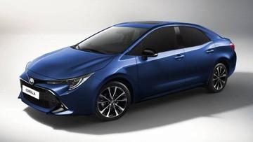 Toyota Corolla Sedan 2019 ấn định ra mắt công chúng vào ngày 16 tháng 11