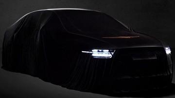 Xe sang Genesis G90 úp mở hình ảnh mẫu cập nhật 2020 mới