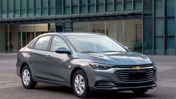 Chevrolet Monza 2019 - Sedan cỡ C mới đối đầu với Honda Civic và Toyota Corolla Altis