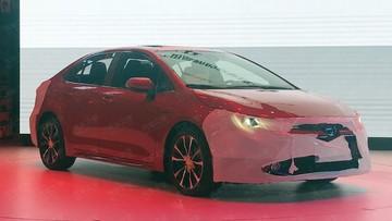 Toyota Corolla Altis 2019 xuất hiện tại triển lãm Ô tô Quảng Châu 2018, sẵn sàng ra mắt
