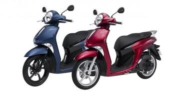 Xe ga Yamaha Janus cá tính hơn với loạt màu sắc mới
