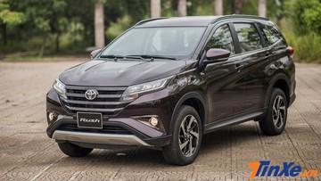 Toyota Rush 2018 mới bán ở Việt Nam có an toàn không?
