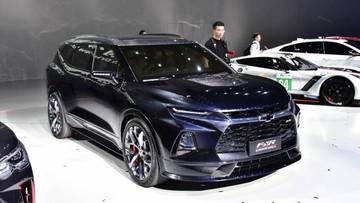 Crossover cỡ trung Chevrolet Blazer ra mắt châu Á với kích thước lớn hơn và nội thất 7 chỗ