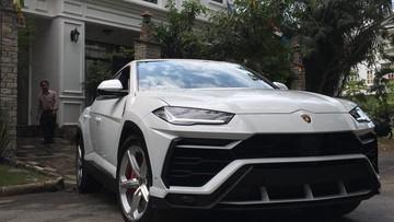 """Minh """"Nhựa"""" chính là chủ nhân của chiếc siêu SUV Lamborghini Urus đầu tiên về Việt Nam"""
