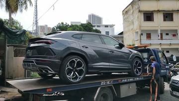 """Siêu SUV Lamborghini Urus thứ 2 cập bến Việt Nam về """"làm dâu"""" tại Nha Trang, giá lăn bánh gần 30 tỷ đồng"""